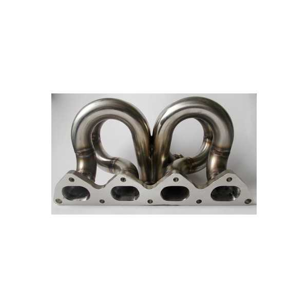 Exhaust manifold Mitsubishi EVO 4-9 Stainless Steel 321L