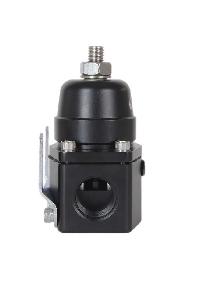 SPD2000 Fuel pressure regulator black