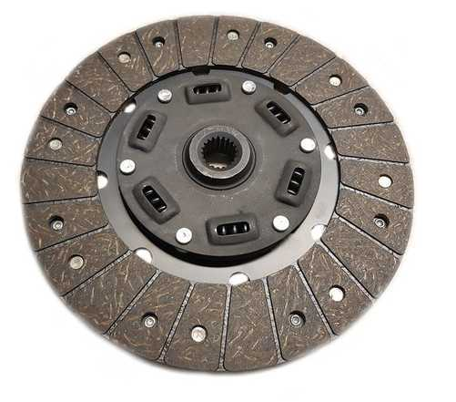 "Volvo ""White block"" Clutch Kit 240mm - 600nm"