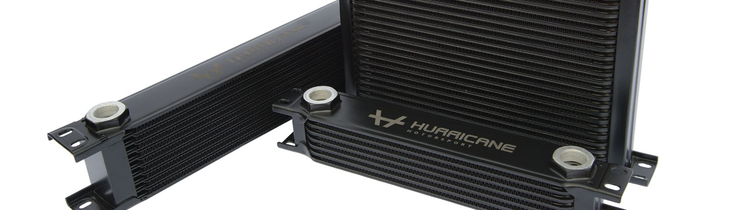 Hurricane Oil Coolers