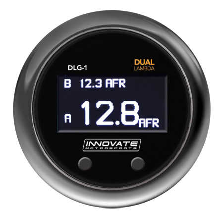 Innovate DLG-1: Dual Wide band sensor and gauge