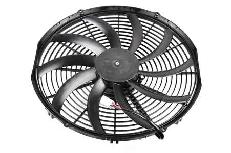 "SPAL cooling fan 385mm  / 16"" suction HD"