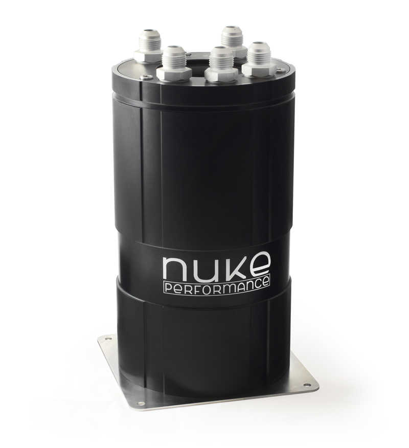 Fuel Surge Tank 3.0 liter for single or dual internal fuel pumps