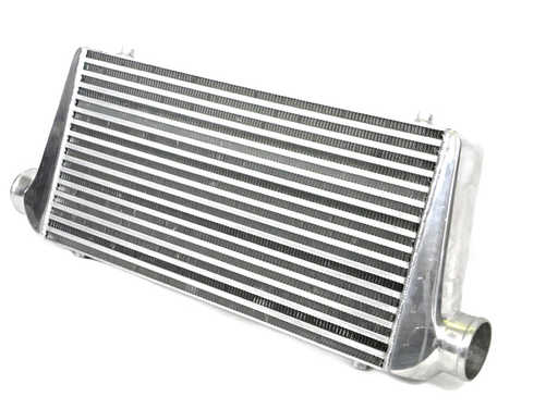 Intercooler (600x300x76) 2,5' connection