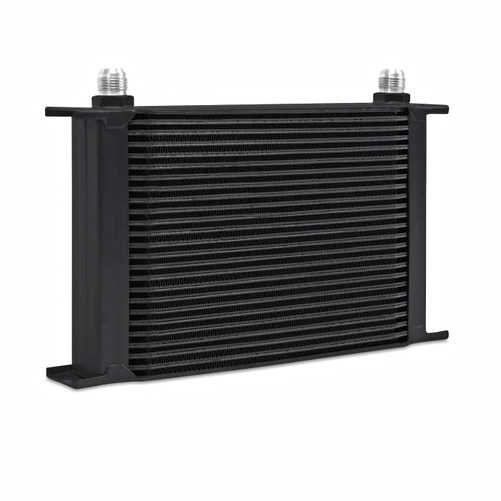 Oil cooler 25 rows AN8 - Black