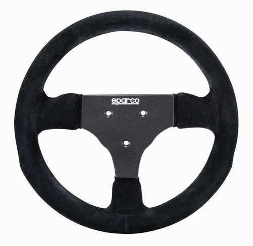 Sparco 285 steering wheel Suede