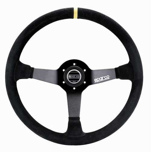 Sparco 368 Suede steering wheel