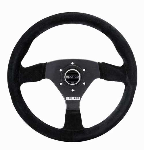 Sparco 383 steering wheel Suede