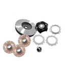 BMW M50/52/54 S50/54 Clutch Kit 184mm - 1650nm