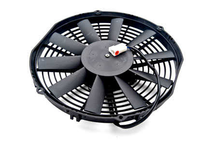 "SPAL cooling fan 280mm / 11"" suction"